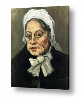 אמנים מפורסמים וינסנט ואן גוך   Van Gogh 093