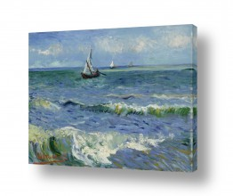 seascape at saintes