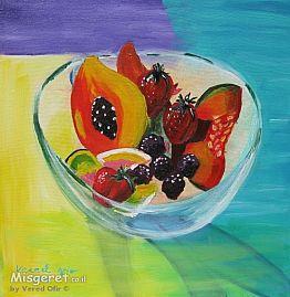 «צלוחית פירות«