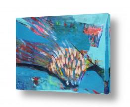 אמנים מפורסמים ציורים שנמכרו | «טווסים«