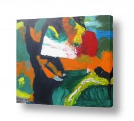 ציורים ורד אופיר | שטחים לזריעה