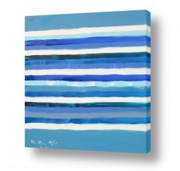 ציורים ורד אופיר | ,דגל כחול לבן