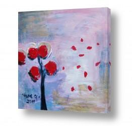 ציורים ורד אופיר | צבעים