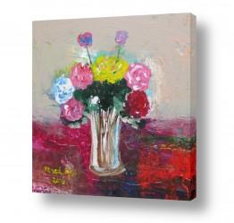 פרחים כלנית | פרחי אביב