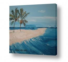עץ תמר | רצועת חוף באקפולקו
