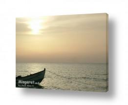 ערים בישראל חיפה | סירת דייגים