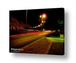 אורבני כבישים | אור אחורי