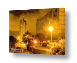 ערים בישראל חיפה | מגדל פנורמה חיפה
