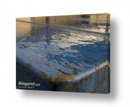 תמונות לפי נושאים רטוב   ספסל עץ רטוב