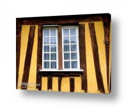 צילומים מבנים וביניינים | חלון