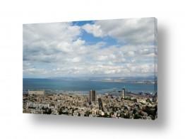 ערים בישראל חיפה   מפרץ חיפה