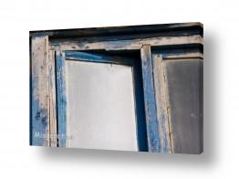 צילומים מבנים וביניינים | חלון ישן