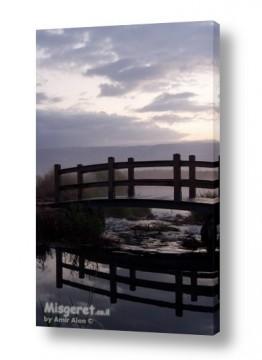 אורבני גשר | גשר צר מאוד
