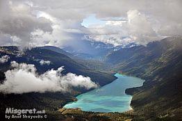 מעל גאיות ואגמים