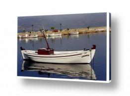 כלי שייט סירה | ממתינה לבעליה