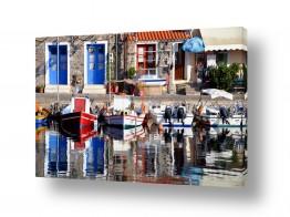 אירופה יוון | ים של סירות