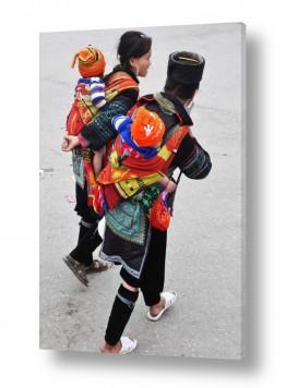 אסיה ויאטנם | נשים מסביב לעולם
