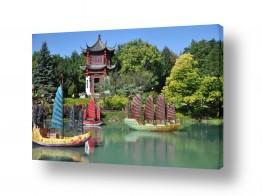 אסיה סין | קסם במים