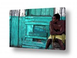 צילומים אנשים | קונטה קינטה מגוונטנאמו