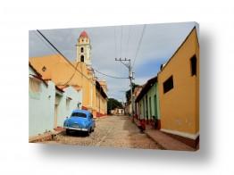 צילומים כפרי | העיר בפסטל