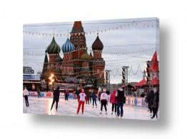 אסיה רוסיה | לובן בכיכר האדומה