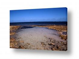 נוף חופים | שלווה בלגונה שלווה