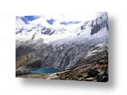 צילומים מזג-אוויר | אגם קרח