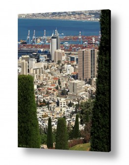 ערים בישראל חיפה | חיפה 2