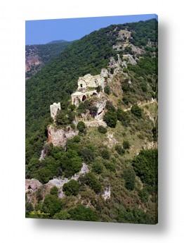 צילומים צילום ארכיאולוגי | מבצר המונפורט