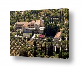 צילומים צילום אוויר | מנזר השתקנים  134