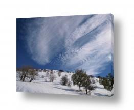 תמונות לקופות חולים | שלג בחרמון  02