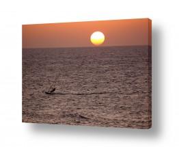 מיים ים | גולש בשקיעה 04