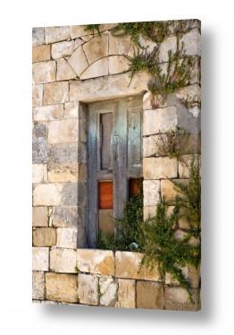 חלונות אדן החלון | צבעים בקיר