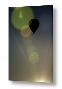 צילומים ארי בלטינשטר | טיסה אל השמש