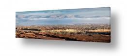 תמונות נופים נוף מדבר | צבעים של אחרי הגשם