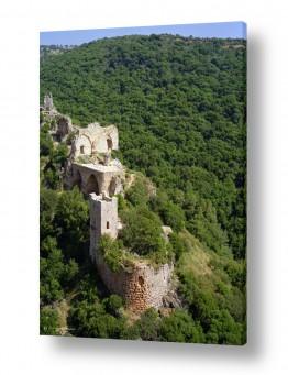 צילומים צילום ארכיאולוגי | מונפורט בגליל