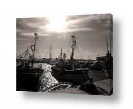 צילומים ארץ ישראלי | מעגן דייגים