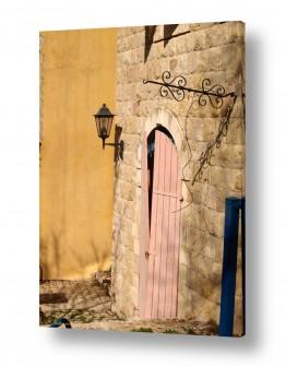 ערים בישראל צפת | בסמטאות צפת 01