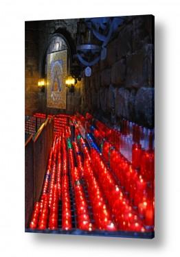תמונות לפי נושאים דת | נרות זיכרון