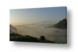צילומים מזג-אוויר | בבוקר מוקדם