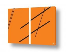 אמנות דיגיטלית גאומטרי | פסים 1