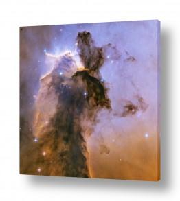 ציורים מדע בדיוני | Eagle Spire - חלל