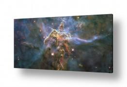 ציורים מדע בדיוני | Mystic Space - חלל