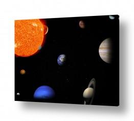 תמונות לפי נושאים גלובוס | מערכת השמש 1