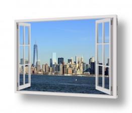 מיים ים | ניו יורק מבעד לחלון