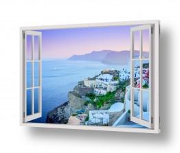אירופה יוון   סנטוריני