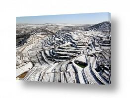 תמונות לפי נושאים צילום אוויר   נפאל בישראל