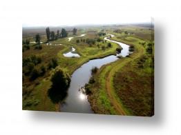 תמונות לפי נושאים צילום אוויר   הירדן המקורי