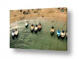 צילומים צילום אוויר | מנוחת הדייגים