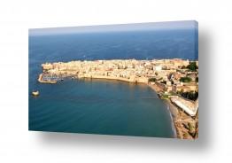 נוף אסף סולומון | משקיף על ים התיכון